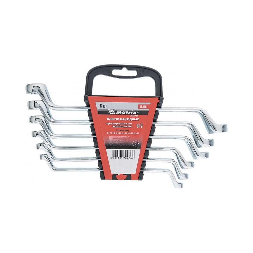 Hand Tool Sets MATRIX 15336 Hand Tools Box End Wrench