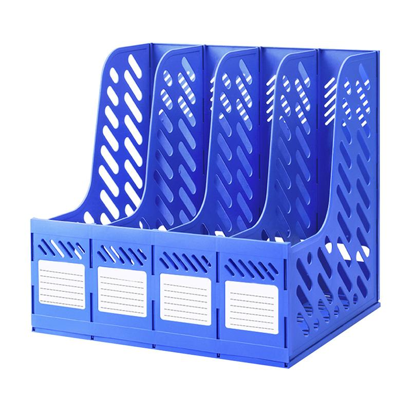 Document Trays File Box Functional File Organizer 4 Cases Desktop Storage File Folder Pencil Pen Holder File Tray 4 GridDocument Trays File Box Functional File Organizer 4 Cases Desktop Storage File Folder Pencil Pen Holder File Tray 4 Grid