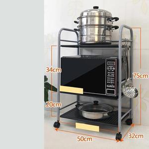 Image 3 - Storage Rack Scaffale Mensole Kitchen Shelf Paper Towel Holder Repisas Y Prateleira Estantes Organizer Trolleys Shelves