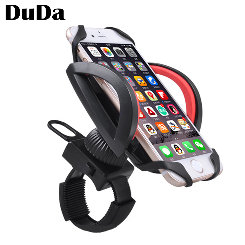 Bike Mobile Phone Holder Mount for iPhone X 8 7 6 5 Plus Samsung S9 S8 S7 S6 S5 S4 Edge redmi note 7 Motorcycle Bicycle Support|Phone Holders & Stands| |  - title=