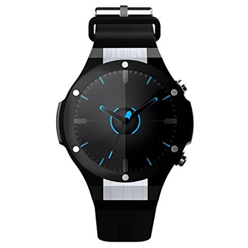 H2 Smart Watch Android 5.1 OS MTK6580 1.4 inch Round Screen GPS Wifi 3G HD Camera Heart Rate Monitor 1GB+16G PK H1 KW88 h2 3g smart watch phone 1 3 android 5 0 mtk6580 16gb 5 0mp camera heart rate monitor pedometer gps smart watchs pk kw88