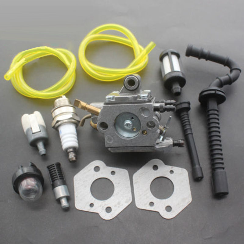 Carburetor For Stihl MS192T MS192TC Chainsaw Carb Fuel Hose Replacement ToolsCarburetor For Stihl MS192T MS192TC Chainsaw Carb Fuel Hose Replacement Tools