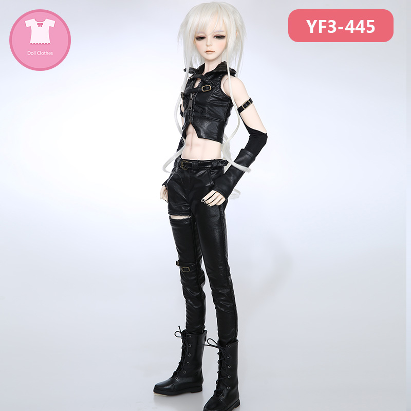 <font><b>BJD</b></font> SD Doll Clothes <font><b>1/3</b></font> Clothes Doll accessories DOD Ducan boy body resin Fashion <font><b>suit</b></font> luodoll image