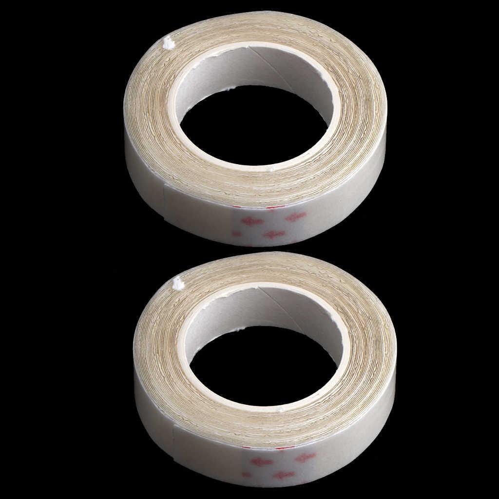 300 см склеивания накладки из искусственных волос парик африканские кудри клей завиток парик двусторонний скотч 2 шт.