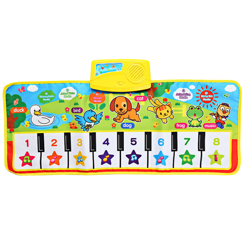 brinquedos para recem nascidos bebe ginasio tapete pad tapete 04