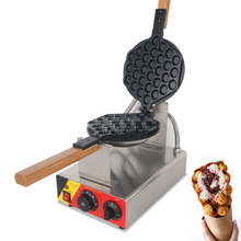 110V 220V Commercial Electric Egg Bubble Waffle Cake,1000W Non-stick Waffle Baker Bubble Cake Oven Machine Kitchen Tools недорого