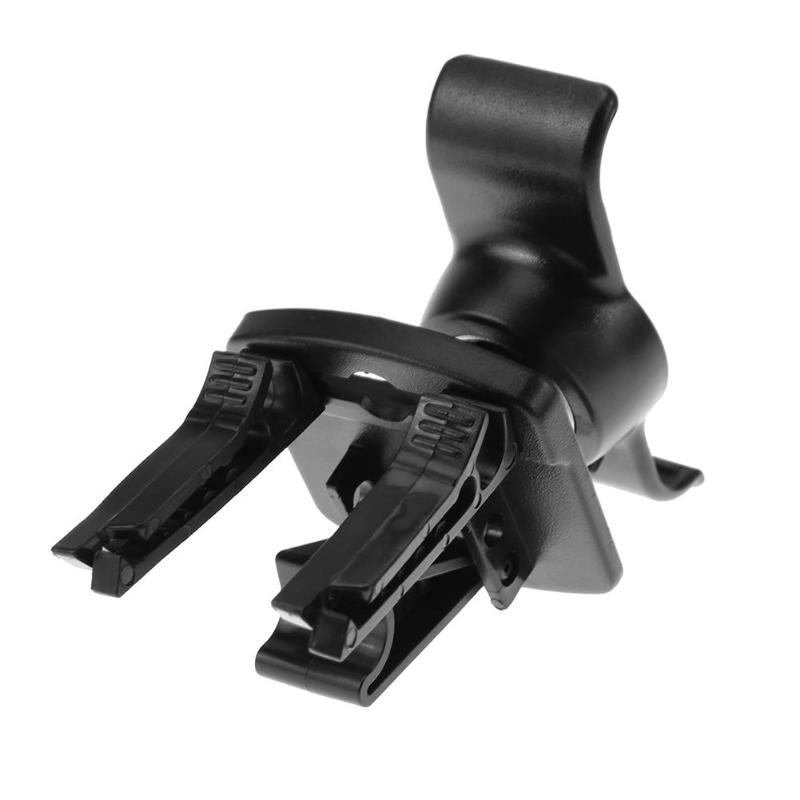 VODOOL Car Mount Holder Air Vent Outlet 360 Rotate GPS Bracket for Garmin nuvi 30 Black Car styling Accessories