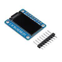 Новый 0,96 дюймов 7Pin HD цветной ips экран TFT ЖК-дисплей модуль SPI ST7735 модуль для Arduino