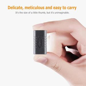 Image 5 - USB 3.1 Type C Female to Female Coupler USB C Converter Adapter Connector Data Adapter Type C Device Converter Data Adapter
