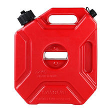 цена на 3 litre Fuel Tank Red Plastic Petrol Tanks Mount Motorcycle Gas Can Gasoline Oil Container Fuel-jugs