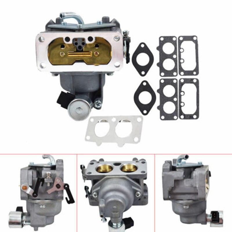 Carburetor For Kawasaki Some FH641V, FH661V 15004-0763 15004-1010 With 7*GasketsCarburetor For Kawasaki Some FH641V, FH661V 15004-0763 15004-1010 With 7*Gaskets