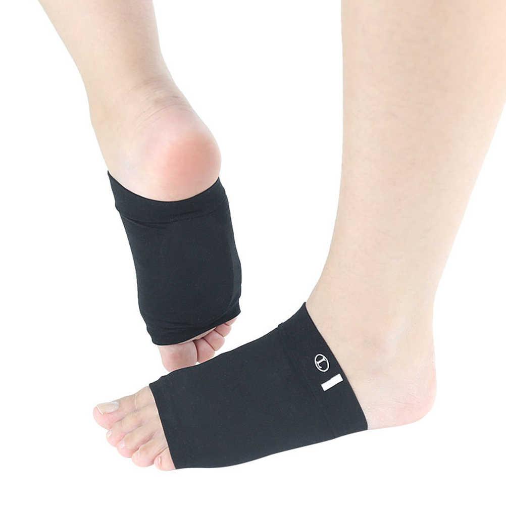 1 คู่ Arch สนับสนุนแขน Plantar Fasciitis Heel Spurs เท้า Care แบนฟุตถุงเท้าหมอนอิง Orthotic Insoles Pads