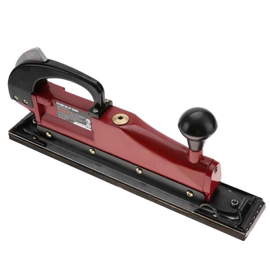 Длинная доска прямая линия воздушный шлифовальный станок пневматический шлифовальный инструмент два поршня 2-3/4x15-3/4 дюймов воздушный шлифовальный станок