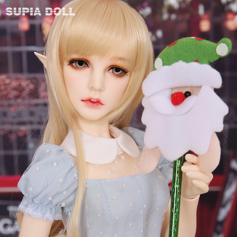 BJD SD Doll Supia Ariel 1/3 Resin Figures Luts Fairyland Toy Gift Popal Lati For Christmas Or BirthdayBJD SD Doll Supia Ariel 1/3 Resin Figures Luts Fairyland Toy Gift Popal Lati For Christmas Or Birthday