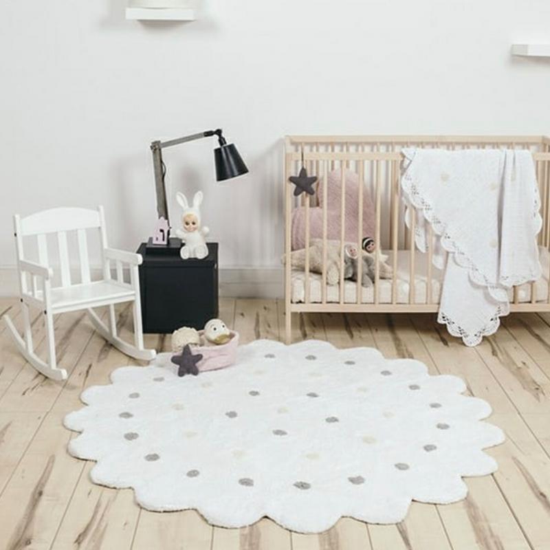 Enfants tapis de tipi enfants antidérapant tapis de jeu bébé ramper tapis nouveau-né infantile ramper couverture sol tapis bébé chambre décor