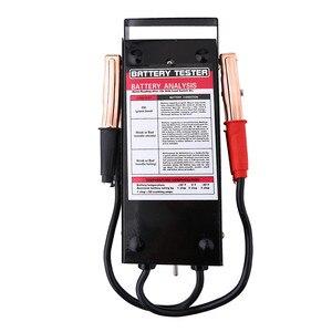 Image 5 - Тестер автомобильных аккумуляторов, 6 В 12 в, 100 Ампер, система зарядки, анализатор, инструмент проверки, Новинка