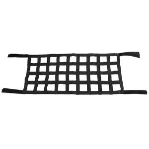 Image 3 - Jeep Wrangler Jl Jk 2007 2018 için 1 adet siyah üst çatı hamak dinlenme yatağı kargo ağı kapağı araba dış aksesuarları