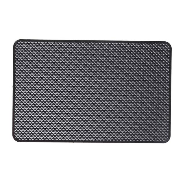1 PC Reusable Durable Washable Sticky Non-Slip Mat Easy to Clean Car Dashboard Pad Phone Holder Mat Anti Slip Pads Mats Stand