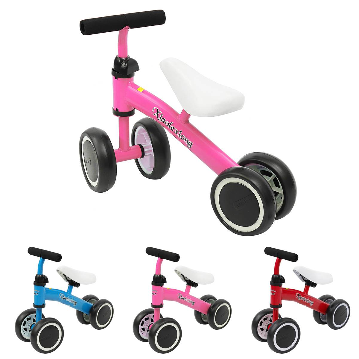 Bébé Balance vélo apprendre à marcher obtenir l'équilibre sens pas de pédale équitation jouets enfants bébé bambin enfant vélo formateur 40x52x28 cm