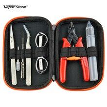 Vapor Storm V1 DIY Vape Tools Kit 8 in 1 Mini Bag Portable Electronic Cigarette Accessories.jpg 220x220 - Vapes, mods and electronic cigaretes