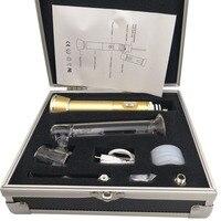 Enail 510Nail Dry Herb Wax Vaporizer Water Pipe Dab Bubbler Smoking Pipe with 510 thread Box 2500mah Mod Battery Dabber Tool 0