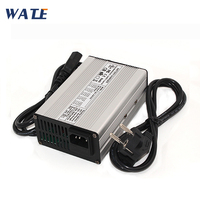 42V 3A charger Output 42V 3A lithium batterty charger 36V3A For 10S 36V battery Can choose a variety of connectors CE RoSH
