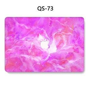 Image 3 - Para a Tampa Notebook Laptop MacBook Sleeve Case Para MacBook Air Pro Retina 11 12 13 15.4 Polegada Com Protetor de Tela tampa do teclado