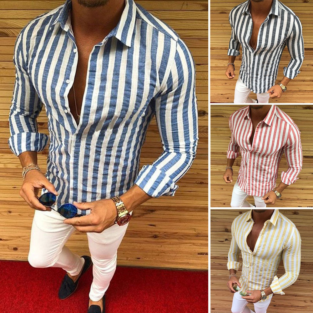 Fashion slim fit summer tops stylish short sleeve dress shirt men luxury formal