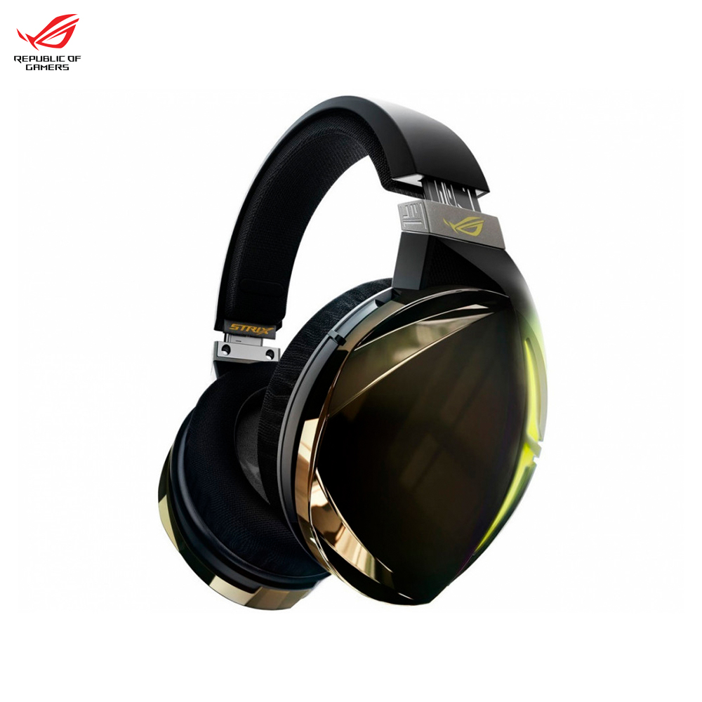 Earphones & Headphones ASUS ROG STRIX FUSION 700 90YH00Z3-B3UA00 computer wired headset gaming original xiberia v10 usb gaming headphones vibration led stereo around gaming headset headphone with microphone mic for pc gamer