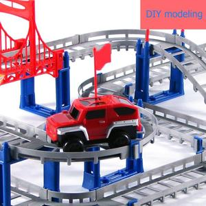 Kids Multilayer Electric Rail