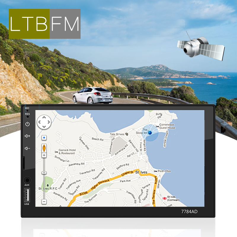 LTBFM 7HD 2 Din Radio Car Android GPS Navigation Bluetooth Car Stereo Autoradio MP5 Video Player Touch Screen Autoradio CameraLTBFM 7HD 2 Din Radio Car Android GPS Navigation Bluetooth Car Stereo Autoradio MP5 Video Player Touch Screen Autoradio Camera