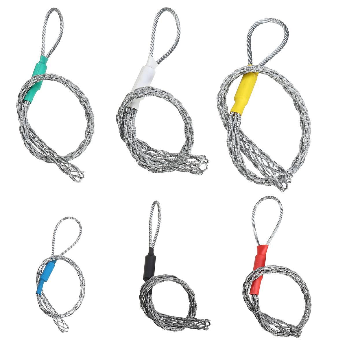 Galvanizing Metal Cable Socks Antislip Pipe Conduit Cable