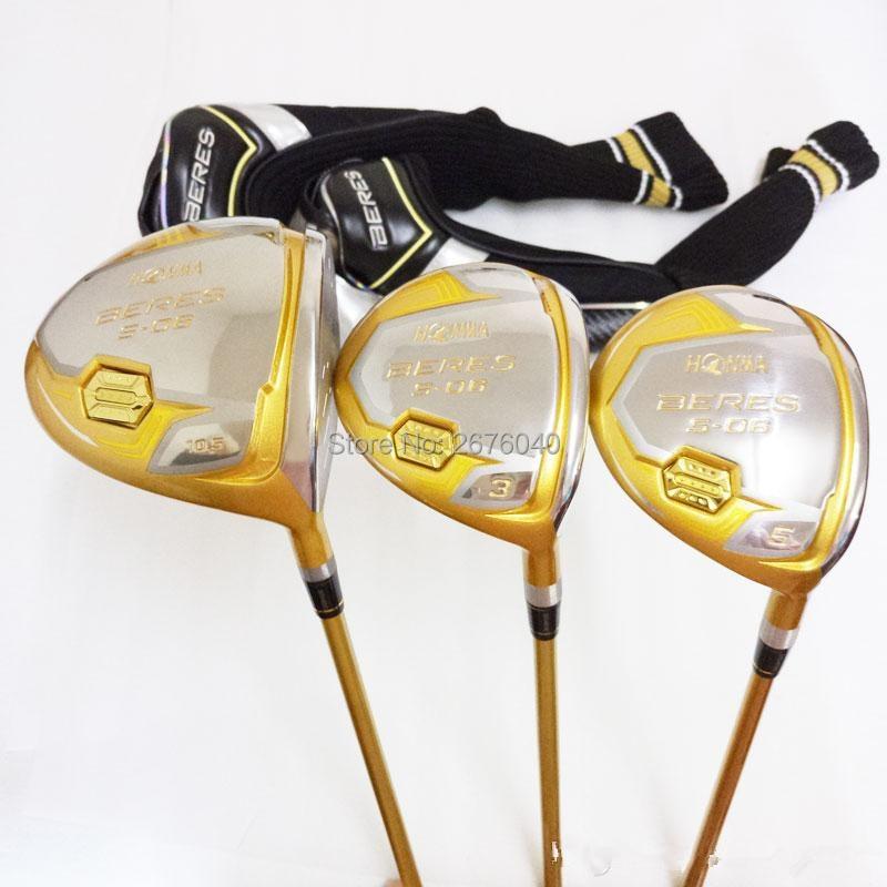 Nya golfklubbar HONMA S-06 4star Kompletterande klubbset Driver + 3/5 - Golf - Foto 3