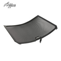 Motorcycle Aluminum Radiator Grill Grille Guard Cover Protector For Yamaha R6 2017 2018 YZF R6