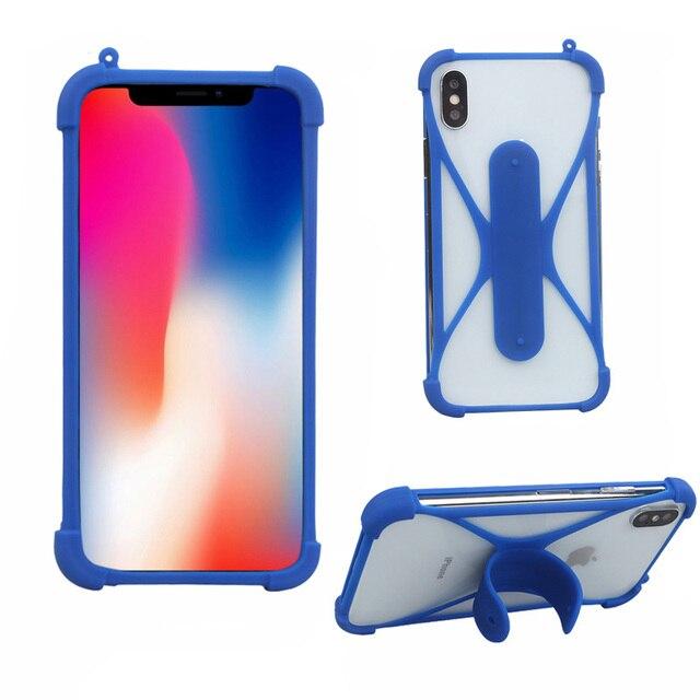 info for ce3e0 33d77 US $2.79 30% OFF|For BLU Vivo XI+ 6.2 inch Smartphone Silicone Case Soft  Bumper Rubber Universal Case For BLU vivo XL 3 Plus Phone Holder -in Phone  ...