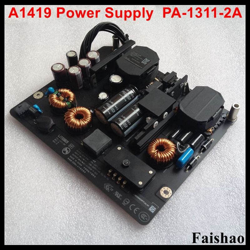 Faishao Brand New <font><b>Power</b></font> <font><b>Supply</b></font> Board 300W ADP-300AF PA-1311-2A For <font><b>iMac</b></font> 27