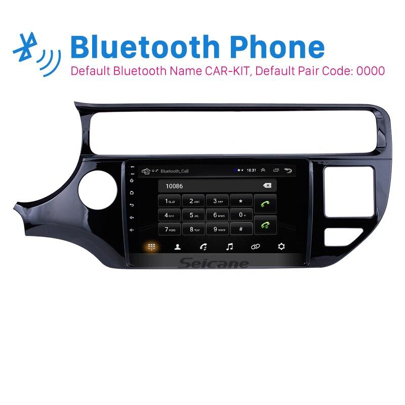 Seicane 2Din Android 8 1 Car GPS Multimedia Player For KIA Rio 2012 2013 2014 2015