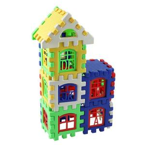 Image 4 - 24 個子育て開発家ビルディング · ブロック工事教育学習のビルディングブロックのおもちゃの子供のギフト