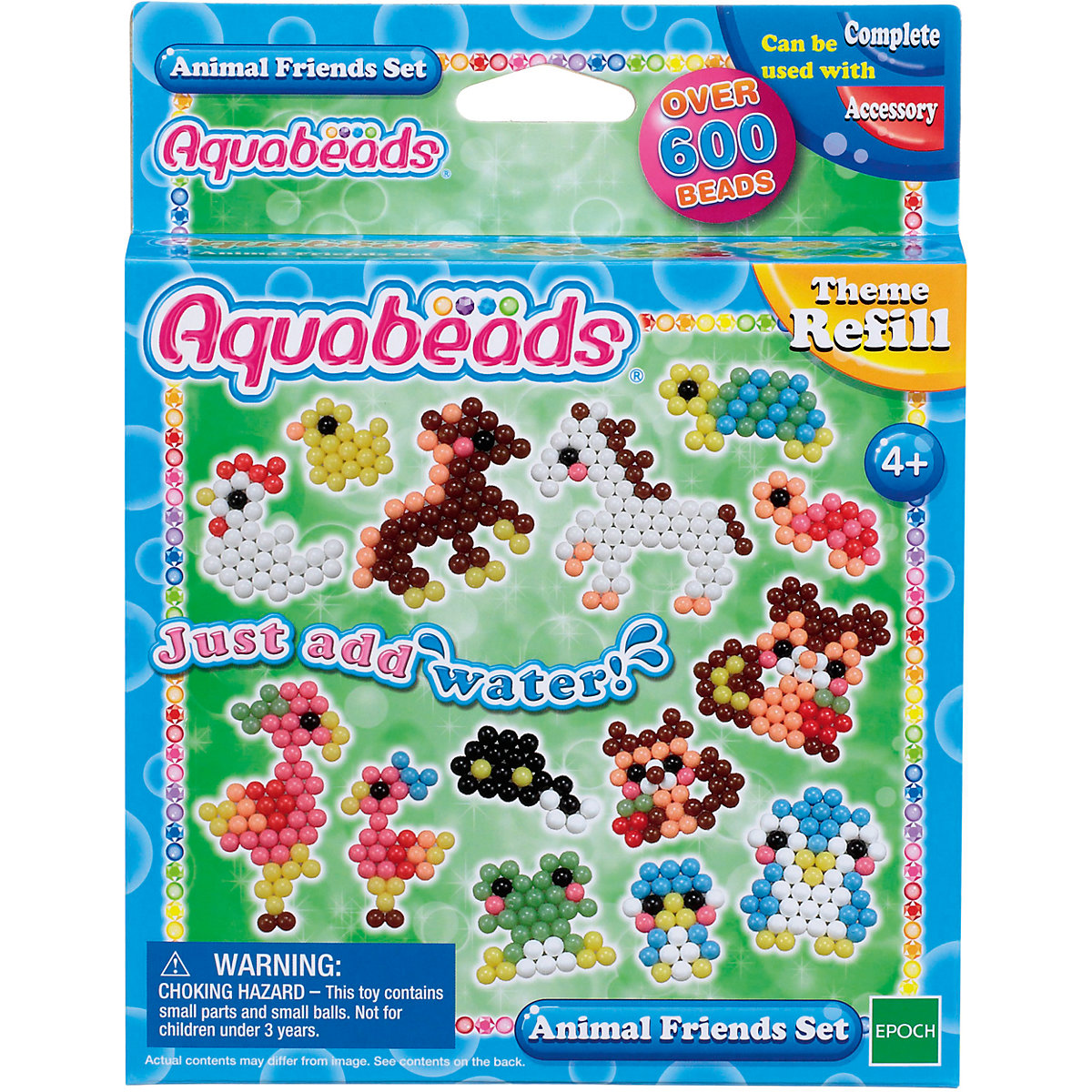 Aquabeads Beads Toys 7240121 Creativity Needlework For Children Set Kids Toy Hobbis Arts Crafts DIY