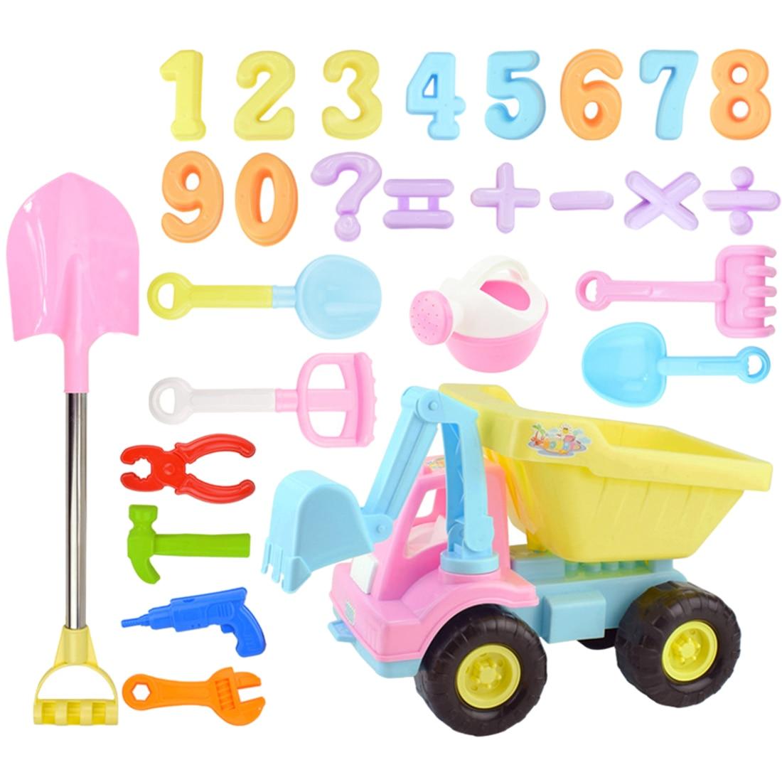 Summer Baby Beach Portable Kids Toy Organizer Storage Bag Outdoor Beach Shell Sand Bag Drop Shipping 8a25 Home Storage & Organization