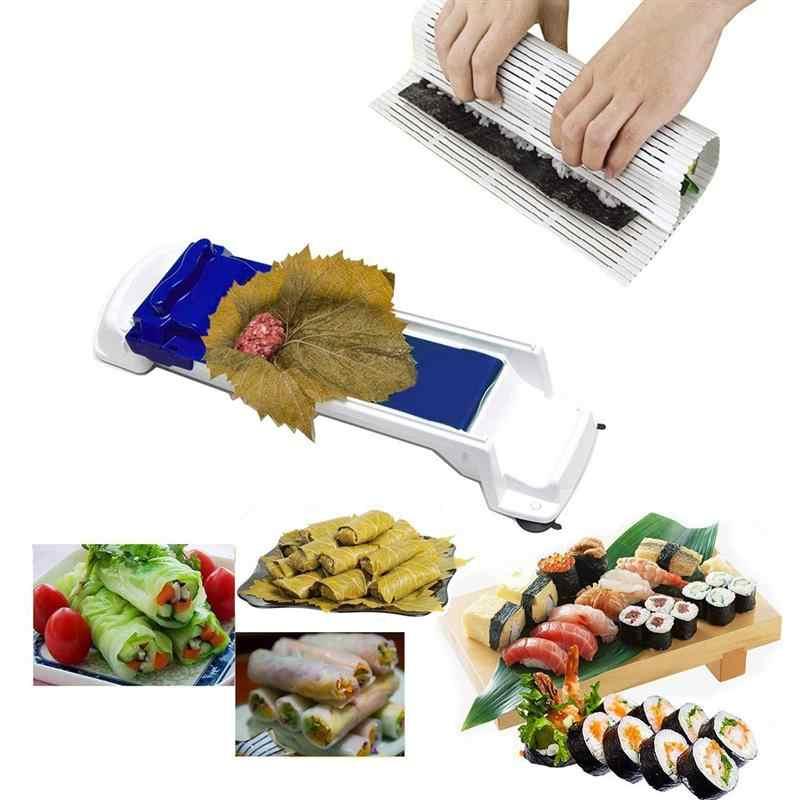 Быстрое для изготовления суши инструменты овощное мясо прокатки инструмент Волшебная плойка чучела гарпе капуста оставить виноградный садовый пылесос мясорубка