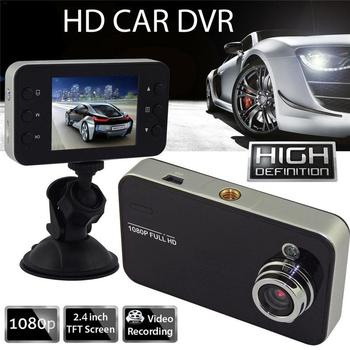 Driving Recorder Camera Car DVR 1.5 Inch Mini Night Vision Camera Full HD 1080P Recording Dash Cam Camcorder Camcorder Motion UK image