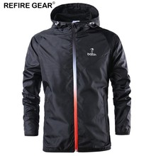 Refire Gear Spring Summer Outdoor Jackets Outerwear Windbreaker Men Th