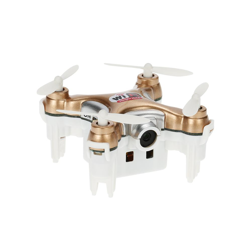 Cheerson CX-10WD-TX 2.4GHz 4CH 6-axis Wifi FPV Quadcopter 3D Eversion Mini Drone With 0.3MP Camera RC 5