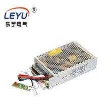Зарядное устройство с функцией ИБП источник питания SCP-120-12 120 Вт 12 В(13,8 В) импульсный источник питания