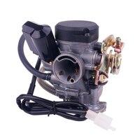 1x18mm Carburetor Kit For GY6 50cc PD18J CVK 139QMB 139QMA Scooter ATV Universal