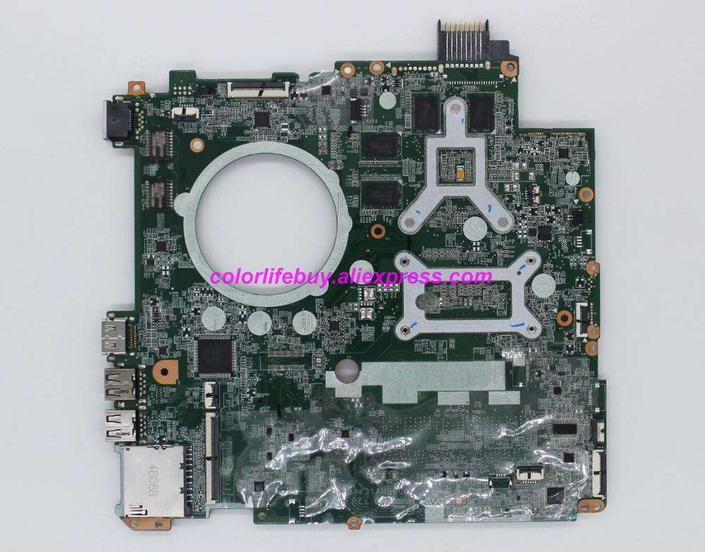 Genuine 763587 001 763587 501 763587 601 850M 4GB w i7 4510U DAY31AMB6C0 Laptop Motherboard for HP 15 k000nl 15 K NoteBook PC in Laptop Motherboard from Computer Office