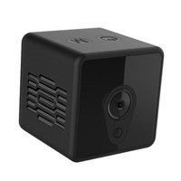 OPQ S1 Mini Camera 140 Wide Angle Home Security Wireless Wifi Hd Ir Portable Small Dv Video Camera For Android Ios