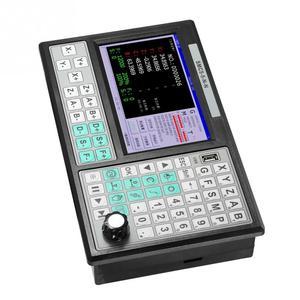 Image 5 - CNC 5 ציר מחובר הבקר 500KHZ תנועה בקר 7 אינץ גדול מסך להחליף מאך 3 USB עבור חריטה כרסום מכונת