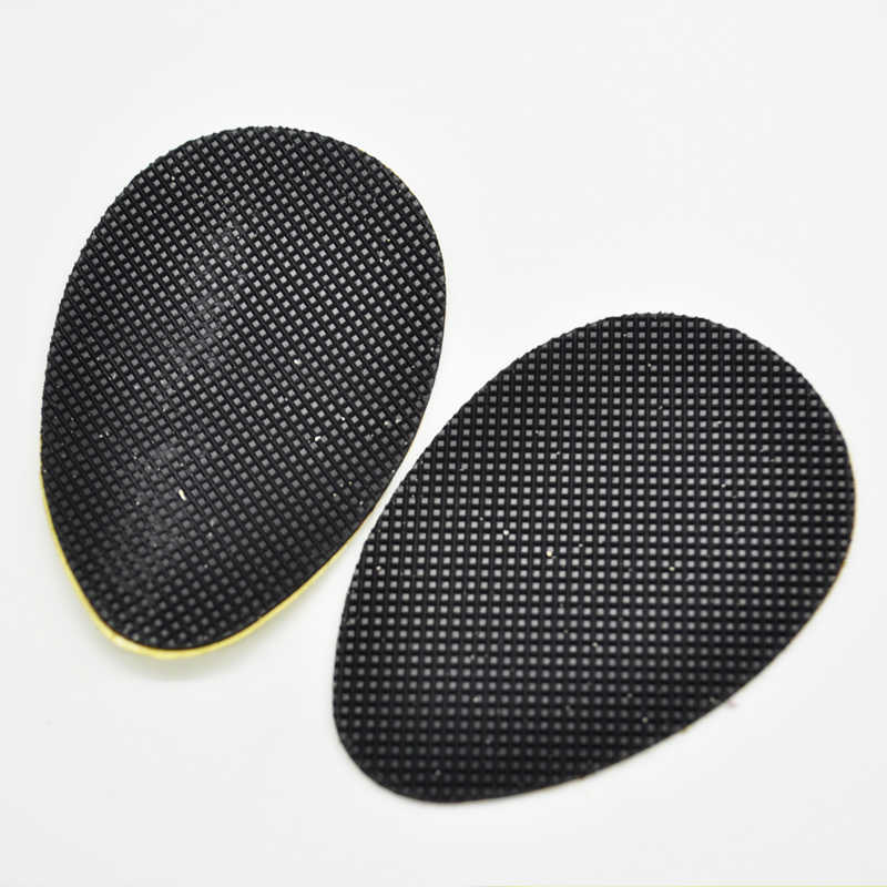 Rubber Anti Slip Pad Ground Grip Under Soles Stick Non-slip Rubber Sole Protectors Self-Adhesive Shoes Pads for high heel shoes